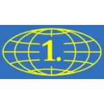 1. Geodetická kancelář, s.r.o. – logo společnosti