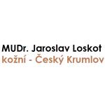 MUDr. Jaroslav Loskot, kožní – logo společnosti