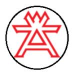 Střední uměleckoprůmyslová škola sv. Anežky České, Český Krumlov, Tavírna 109 – logo společnosti