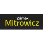 Mitrowicz, a.s. Zámek Mitrowicz – logo společnosti