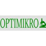 Optimikro – laboratorní mikroskopy – logo společnosti