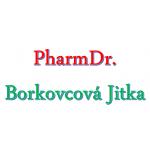 Borkovcová Jitka, PharmDr. - LÉKÁRNA – logo společnosti