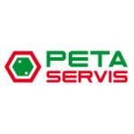 PETA servis, spol. s r.o. – logo společnosti
