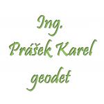 Prášek Karel, Ing. - geodetická kancelář – logo společnosti