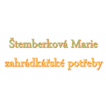Štemberková Marie - zahrádkářské potřeby a železářství u Anděla – logo společnosti