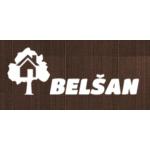 Dřevěné stavby BK s.r.o. – logo společnosti