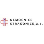 Nemocnice Strakonice, a.s. – logo společnosti