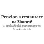 Mášková Marie - PENZION A RESTAURACE NA ZBOROVĚ – logo společnosti