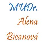 ORDINACE ALENIKA, s.r.o. - MUDr. Alena Bicanová – logo společnosti