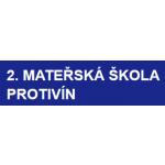 2. Mateřská škola Protivín se sídlem Protivín Boženy Němcové 806 – logo společnosti