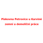 Durczok Vladislav - pískovna – logo společnosti