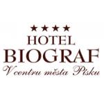 Biograf hotel – logo společnosti
