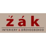 Žák Miloslav- dřevoobchod – logo společnosti