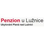 PENZION U LUŽNICE – logo společnosti