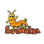 Šteflová Jana - Dětská obuv Botonožka – dětské botičky – logo společnosti
