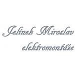 Jelínek Miroslav - ELEKTROMONTÁŽE – logo společnosti