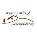 PENSION BĚLÁ – logo společnosti