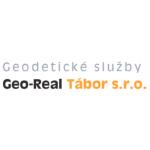 Geodetické služby Geo-Real Tábor s.r.o. – logo společnosti