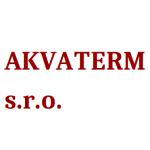 AKVATERM s.r.o. – logo společnosti