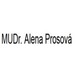 MUDr. Alena Prosová - oční lékařství ambulantní – logo společnosti