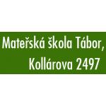 Mateřská škola Tábor, Kollárova 2497 – logo společnosti