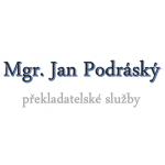 PODRÁSKÝ JAN - PŘEKLADATELSKÉ SLUŽBY TÁBOR – logo společnosti