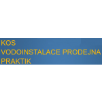 Kos Vladimír - VODOINSTALACE PRODEJNA PRAKTIK – logo společnosti