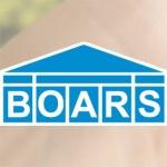 BOARS, s.r.o. - Budějovická obchodní a realitní společnost - Realitní společnost České spořitelny – logo společnosti