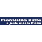 Pečovatelská služba a jesle města Písku – logo společnosti