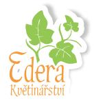 KOHOUTOVÁ - EDERA KVĚTINÁŘSTVÍ – logo společnosti