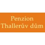 Penzion Thallerův dům – logo společnosti