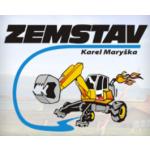 Maryška Karel - Zemstav – logo společnosti