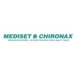 Mediset-Chironax s.r.o. – logo společnosti