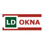 LD OKNA obchodní s.r.o. (pobočka Písek) – logo společnosti