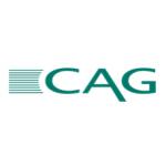 CAG s.r.o. (pobočka Písek) – logo společnosti