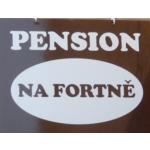 Pension Na Fortně – logo společnosti