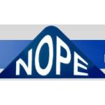 Peter Noščák - NOPE – logo společnosti