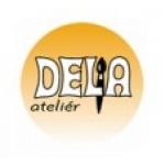 Laštovková Dagmar - DELA ateliér – logo společnosti