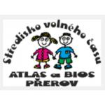 Středisko volného času ATLAS a BIOS, Přerov – logo společnosti
