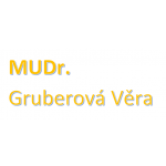 MUDr. Gruberová Věra, zubní středisko ČZ – logo společnosti