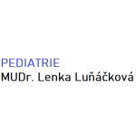 MUDr. Lenka Luňáčková - praktický lékař pro děti a dorost – logo společnosti