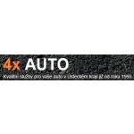 4x Auto Lovosice, s.r.o. – logo společnosti