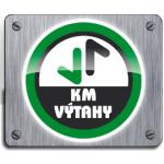 KM výtahy s.r.o. – logo společnosti