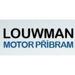 Louwman Motor Příbram s.r.o. (Praha) – logo společnosti