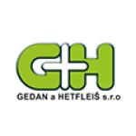 GEDAN a HETFLEIŠ, s.r.o. (Praha) – logo společnosti