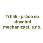 Trhlík - práce se stavební mechanizací, s.r.o. – logo společnosti