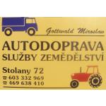 Gottwald Miroslav- AUTODOPRAVA A SLUŽBY V ZEMĚDĚLSTVÍ GOTTWALD – logo společnosti