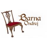 Barna Ondrej- Truhlářství, Restaurování – logo společnosti