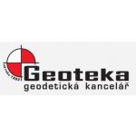 Geoteka s.r.o. - geodetická kancelář Ing. Vlasáka – logo společnosti