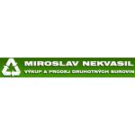 Nekvasil Miroslav - Výkup a prodej druhotných surovin – logo společnosti